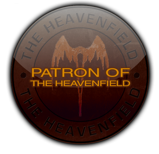 Become a Heavenfield Patron