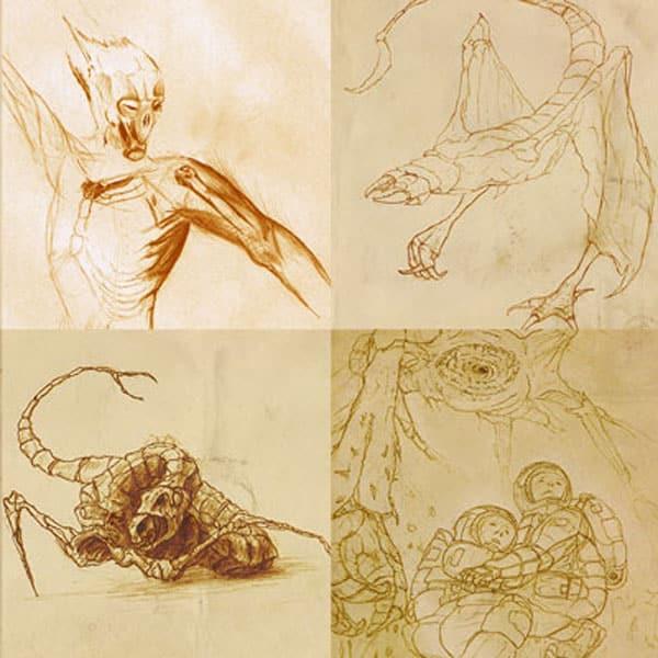 Creature Concepts Part Two