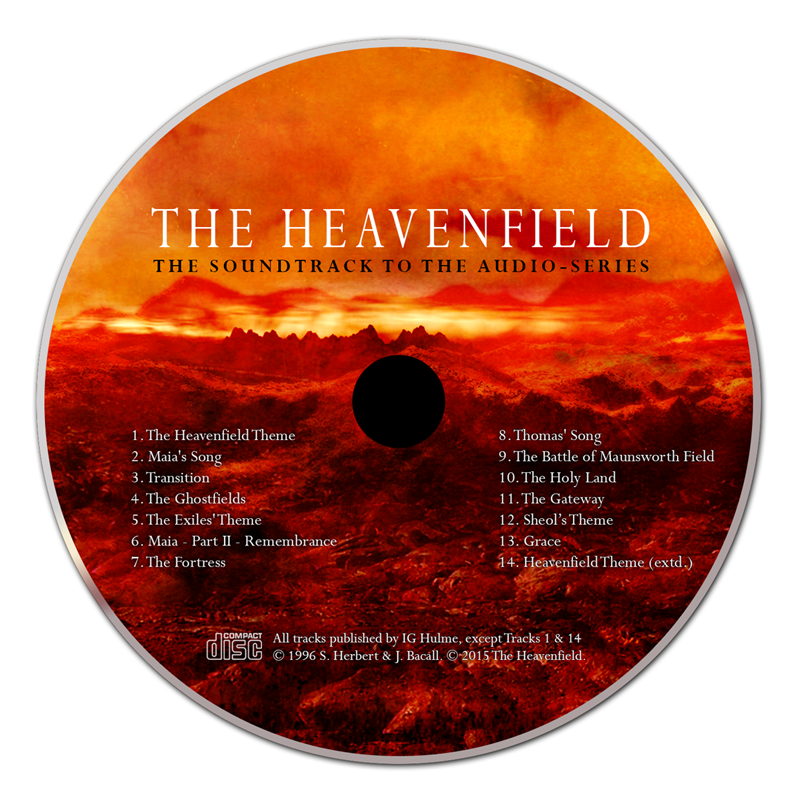 Download the Heavenfield Soundtrack Album!