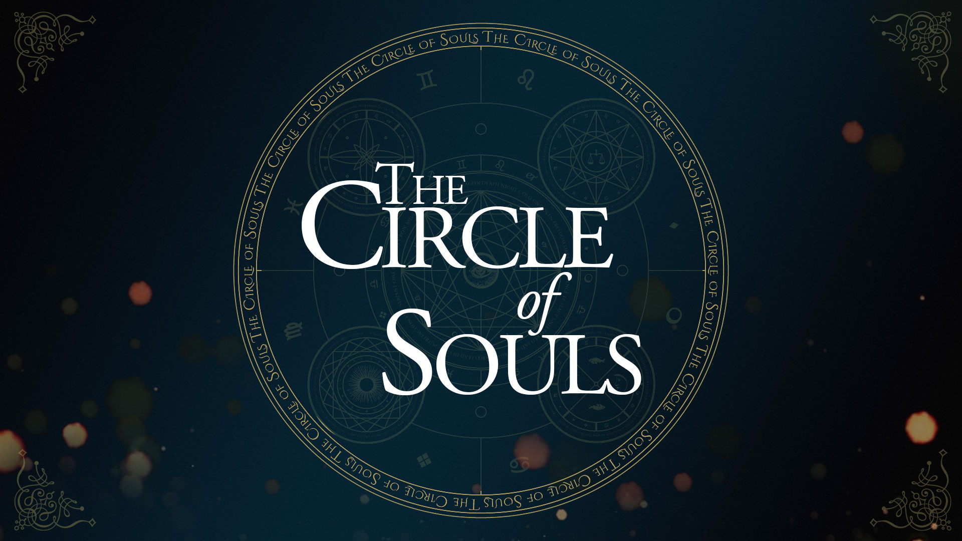 The Circle of Souls series by I.G. Hulme
