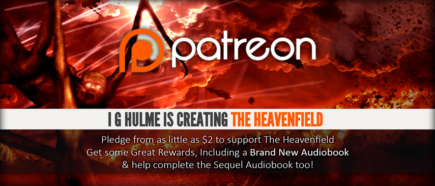 Become a Patron of The Heavenfield!