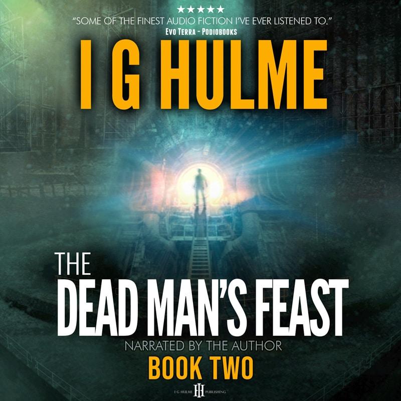 The Dead Man's Feast - Audible