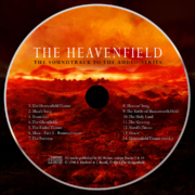 The Heavenfield Soundtrack CD