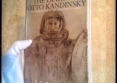 The Diary of Otto Kandinsky - Hardcover