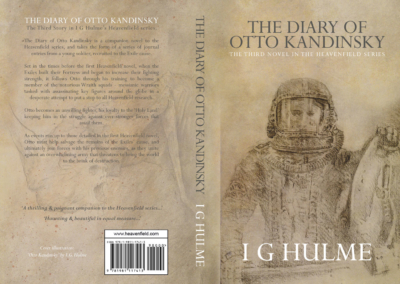 The Diary of Otto Kandinsky - Paperback
