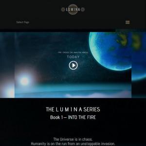 New LUMINA website by I G Hulme
