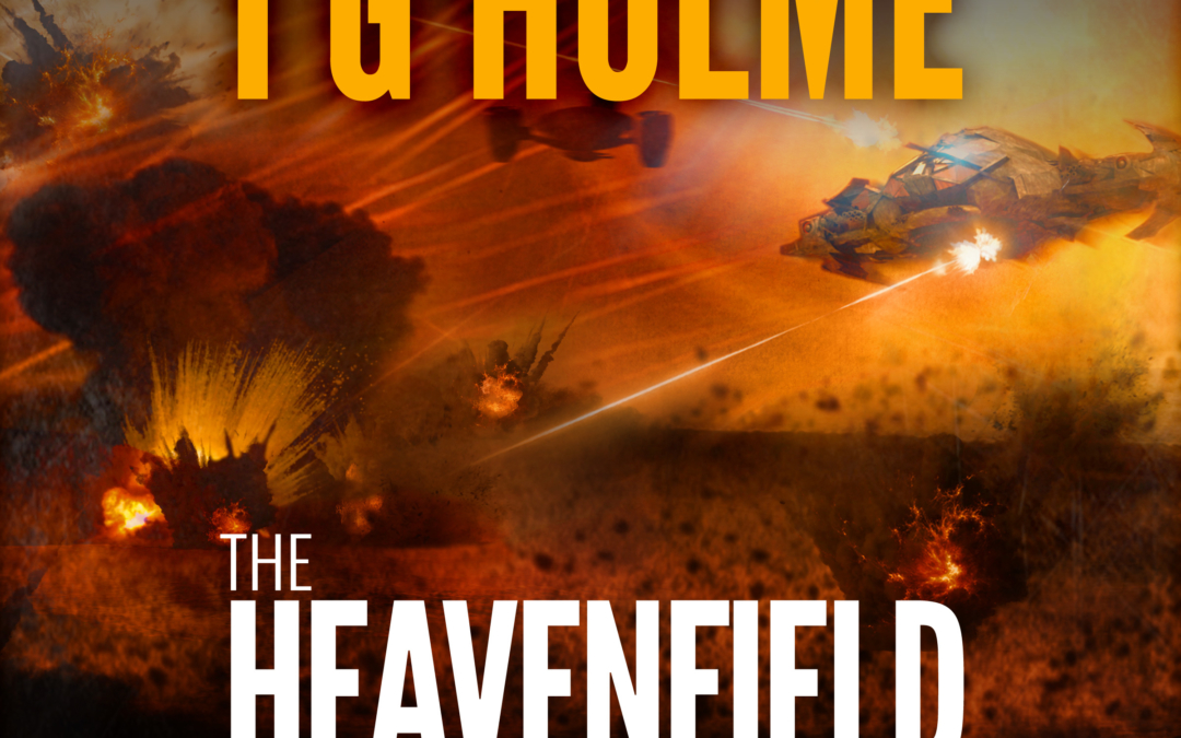 A new look for the Heavenfield series