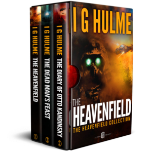 Get the Heavenfield Box Set on Kindle!