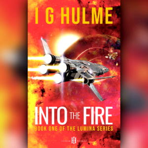 INTO THE FIRE – Now on Sale!