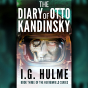 The Diary of Otto Kandinsky Kindle Cover