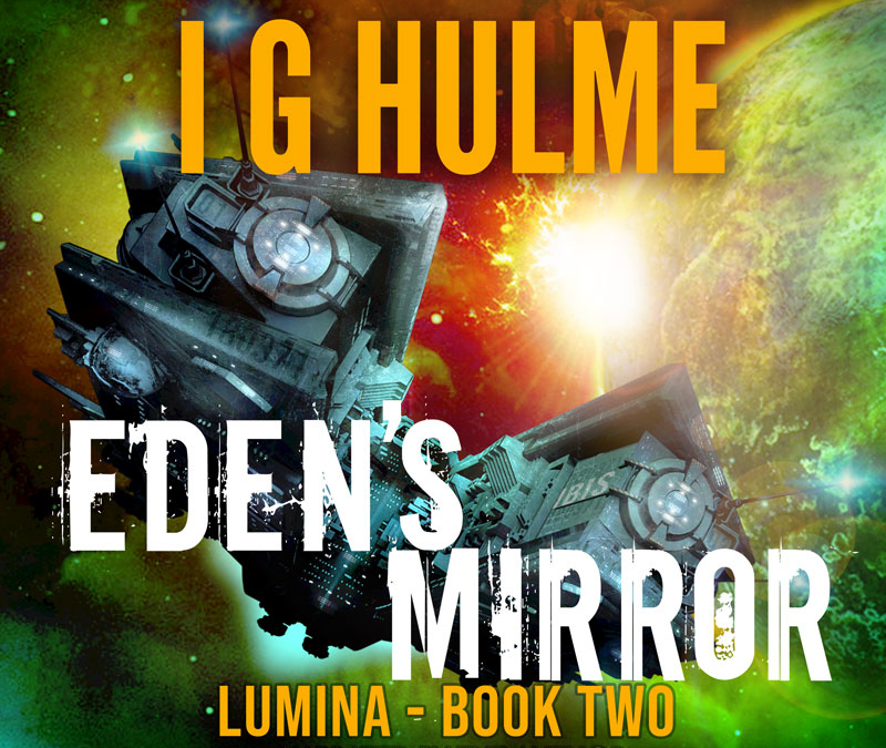 Eden's Mirror – Now Available on Audible!