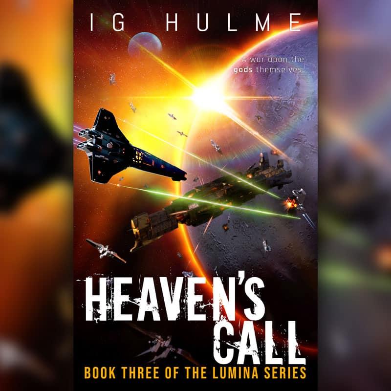 LUMINA - HEAVEN'S CALL by I G Hulme